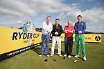 Gareth edwards Golf Day 2012