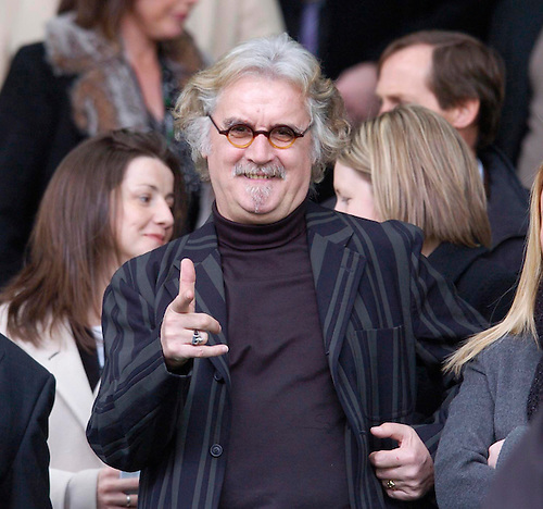 16TH APR 2006, CELTIC V HIBS AT CELTIC PARK, BILLY CONNOLLY IN THE MAIN STAND, ROB CASEY PHOTOGRAPHY