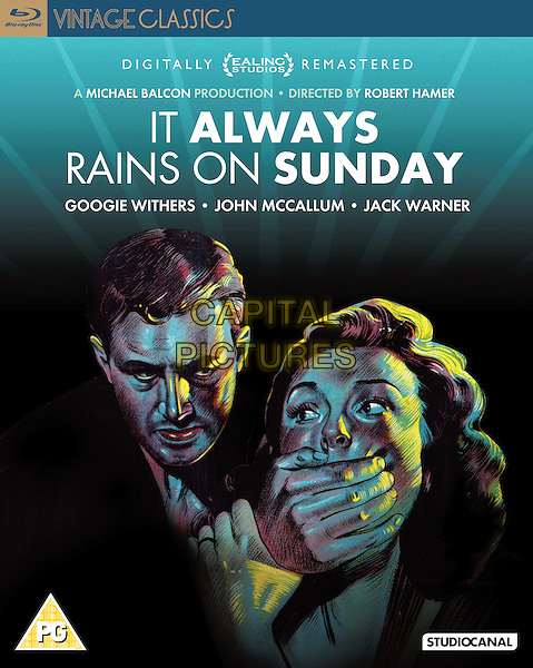 BLU RAY COVER ART<br /> in It Always Rains on Sunday (1947) <br /> *Filmstill - Editorial Use Only*<br /> CAP/NFS<br /> Image supplied by Capital Pictures