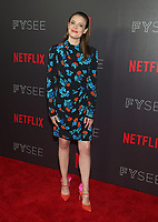 LOS ANGELES, CA - MAY 29: Gillian Jacobs at the #NETFLIXFYSEE Comediennes: In Conversation Event at NETFLIX FYSEE Raleigh Studios in Los Angeles, California on May 29, 2018. <br /> CAP/MPI/FS<br /> &copy;FS/MPI/Capital Pictures