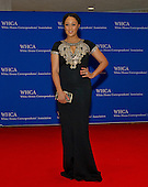 Actress Tamera Mowry arrives for the 2016 White House Correspondents Association Annual Dinner at the Washington Hilton Hotel on Saturday, April 30, 2016.<br /> Credit: Ron Sachs / CNP<br /> (RESTRICTION: NO New York or New Jersey Newspapers or newspapers within a 75 mile radius of New York City)