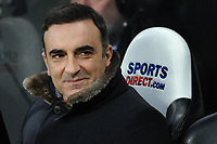 Swansea City manager Carlos Carvalhal during Newcastle United vs Swansea City, Premier League Football at St. James' Park on 13th January 2018