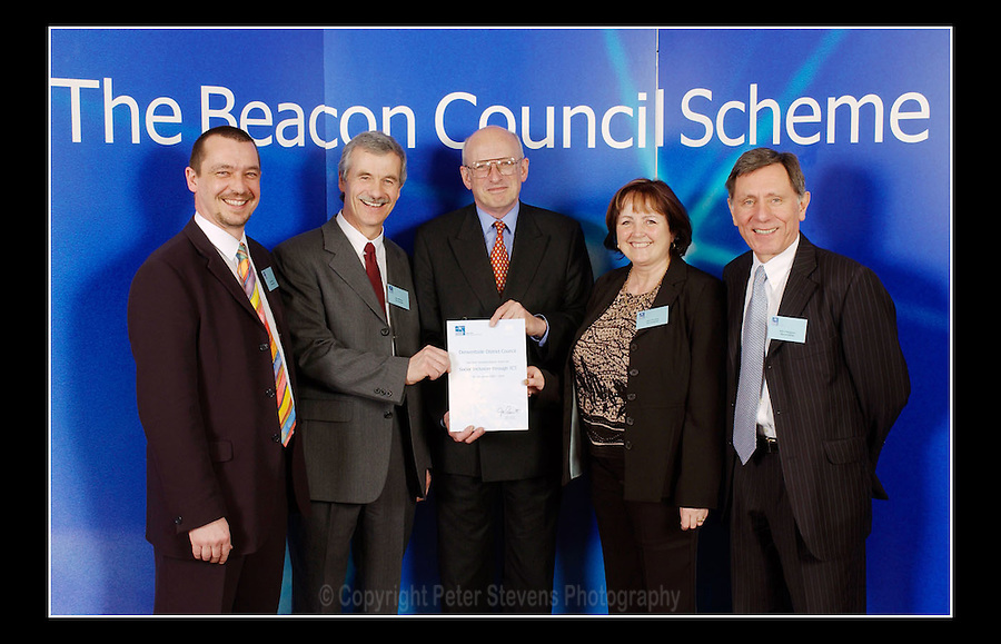 Beacon Council Awards Scheme - 1st April 2003 - <br /> <br /> The beacon council scheme is part of the Government's strategy to ensure high quality local services for everyone. By seeking out local government bodies which show best practice in a specific field and enabling other government bodies to learn from their experiences, the Government aims to raise standards within local government.
