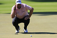 Shane Lowry (IRL) during Saturday's Round 3 of the 2018 Turkish Airlines Open hosted by Regnum Carya Golf &amp; Spa Resort, Antalya, Turkey. 3rd November 2018.<br /> Picture: Eoin Clarke | Golffile<br /> <br /> <br /> All photos usage must carry mandatory copyright credit (&copy; Golffile | Eoin Clarke)