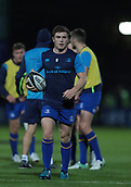 29th September 2017, RDS Arena, Dublin, Ireland; Guinness Pro14 Rugby, Leinster Rugby versus Edinburgh; Luke McGrath (Leinster)
