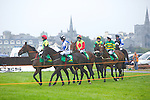 Start of the 6th race on Ladies Day at the Listowel Races on Friday