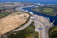 Deutschland, Schleswig- Holstein, Travemuende