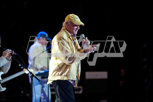 THE BEACH BOYS - Mike Love performing live at Verizon Wireless Amphitheatre in Irvine, CA USA - June 3, 2012.  Photo: © Kevin Estrada / Iconicpix