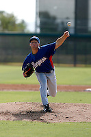 Robbie Erlin - Texas Rangers 2009 Instructional League. .Photo by:  Bill Mitchell/Four Seam Images..