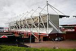 Stoke City 1 West Bromwich Albion 1, 24/09/2016. Bet365 Stadium, Premier League. The Bet365 Stadium. Photo by Paul Thompson.