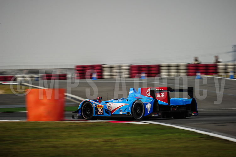 #29 PEGASUS RACING (DEU) MORGAN NISSAN LMP2 DAVID CHENG (USA) HO PING TUNG (NLD) ALEX BRUNDLE (GBR)