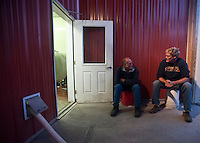 Skinny Greenfield visits a friend on his dairy farm in Skaneateles New York.