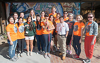 North Central Animal Shelter in Los Angeles.<br />