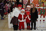 Lauren Geraghty, Jack Rogers, Lucy Rogers and Susan Smyth as Santa arrives at the Town Centre...(Photo credit should read Jenny Matthews www.newsfile.ie)....This Picture has been sent you under the conditions enclosed by:.Newsfile Ltd..The Studio,.Millmount Abbey,.Drogheda,.Co Meath..Ireland..Tel: +353(0)41-9871240.Fax: +353(0)41-9871260.GSM: +353(0)86-2500958.email: pictures@newsfile.ie.www.newsfile.ie.