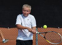 August 6, 2014, Netherlands, Rotterdam, TV Victoria, Tennis, National Junior Championships, NJK,  Daan Hendriks (NED)<br /> Photo: Tennisimages/Henk Koster