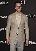 "HOLLYWOOD, CA - MARCH 17:  Ryan Guzman at the PaleyFest 2019 - Fox's ""9-1-1"" red carpet at the Dolby Theatre on March 17, 2019 in Hollywood, California. (Photo by Scott Kirkland/Fox/PictureGroup)"