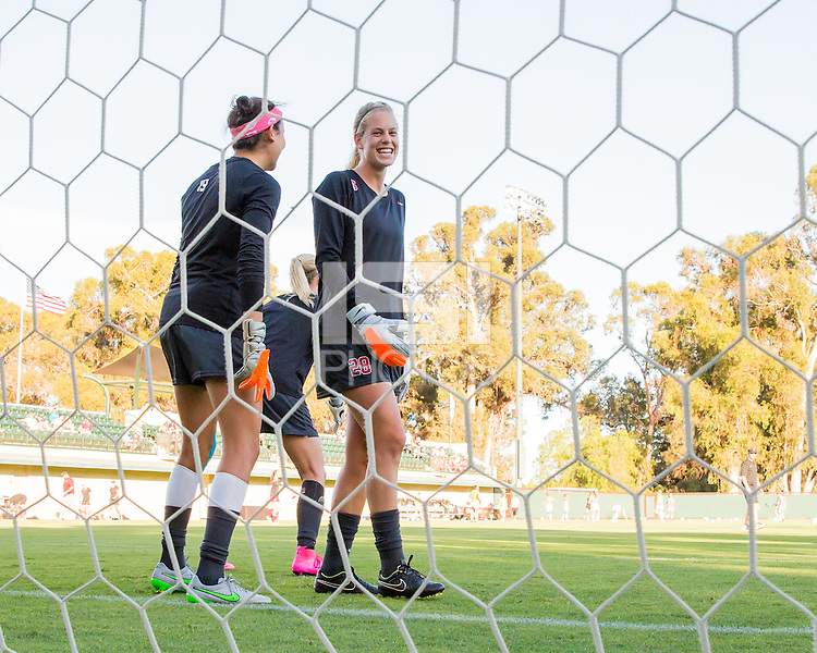 August 28, 2015, Stanford, CA:  Stanford Cardinal vs Boston College Eagles at Laird Q. Cagan Stadium.  The Cardinal won the match 4-0.