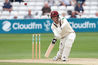 Tom Banton in batting action for Somerset during Essex CCC vs Somerset CCC, Specsavers County Championship Division 1 Cricket at The Cloudfm County Ground on 25th June 2019