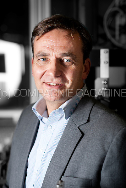 Geoffrey Boonen, ceo of the process controlled plastics company Procoplast (Belgium, 21/10/2015)