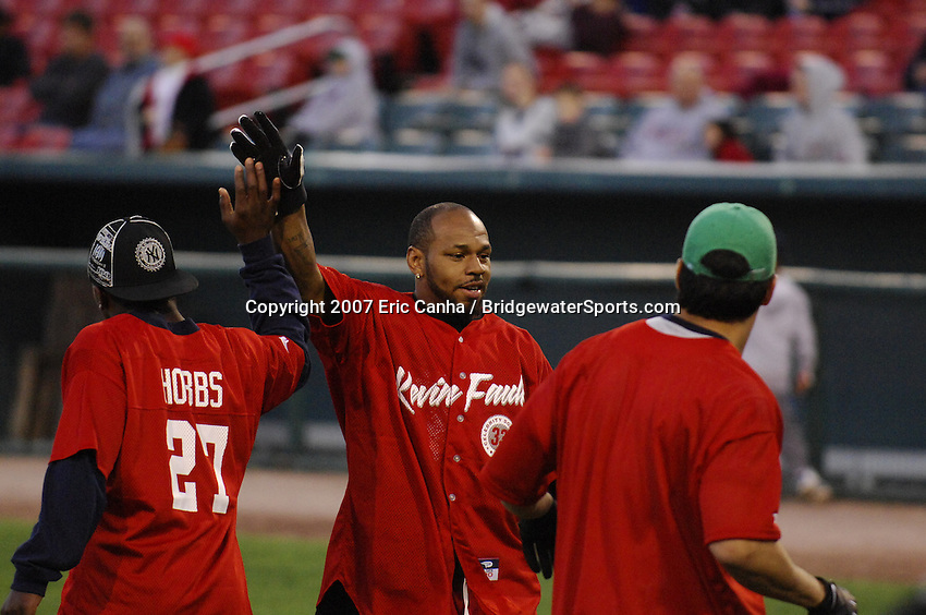Kevin Faulk Celebrity Softball