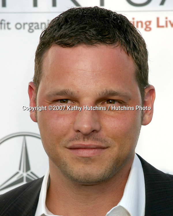 Justin Chambers.6th Annual Chrysalis Butterfly Ball.Private Home of Susan Harris & Hayward Kaiser.Brentwood, CA.June 2, 2007.©2007 Kathy Hutchins / Hutchins Photo....