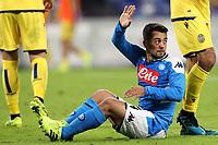 Amin Younes of Napoli gestures<br /> Napoli 19-10-2019 Stadio San Paolo <br /> Football Serie A 2019/2020 <br /> SSC Napoli - Hellas Verona FC<br /> Photo Cesare Purini / Insidefoto