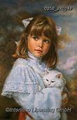 CHILDREN, KINDER, NIÑOS, paintings+++++,USLGSK0048,#K#, EVERYDAY ,Sandra Kock, victorian