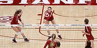 Stanford Volleyball W v Arizona State, October 13, 2019