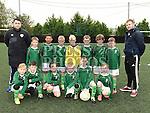 Duleek Warriors U-9. Photo:Colin Bell/pressphotos.ie