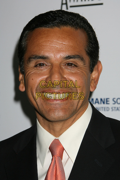 MAYOR ANTONIO VILLARAIGOSA.22nd Annual Genesis Awards held at the Beverly Hilton Hotel,  Beverly Hills, California, USA,  29 March 2008..portrait headshot .CAP/ADM/RE.©Russ Elliot/Admedia/Capital PIctures