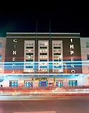 ERITREA, Asmara, the Cinema Impero on Harnett Ave. in the center of Asmara