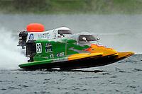 Tyler Welch (#59) and Chris Fairchild (#62)     (Formula 1/F1/Champ class)