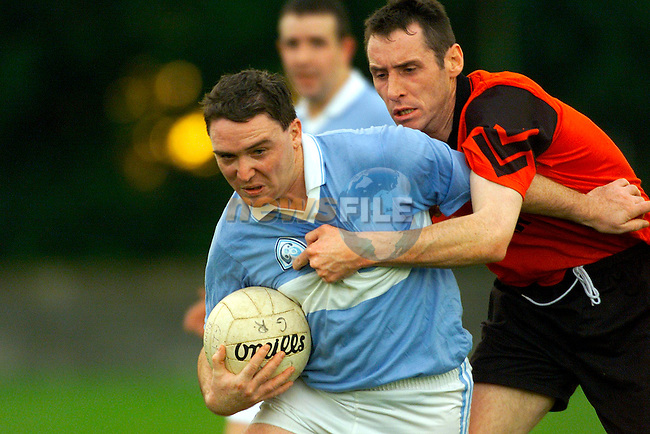 Action between Mattock rangers and Glyde Rangers in Ardee..Picture: Paul Mohan/Newsfile