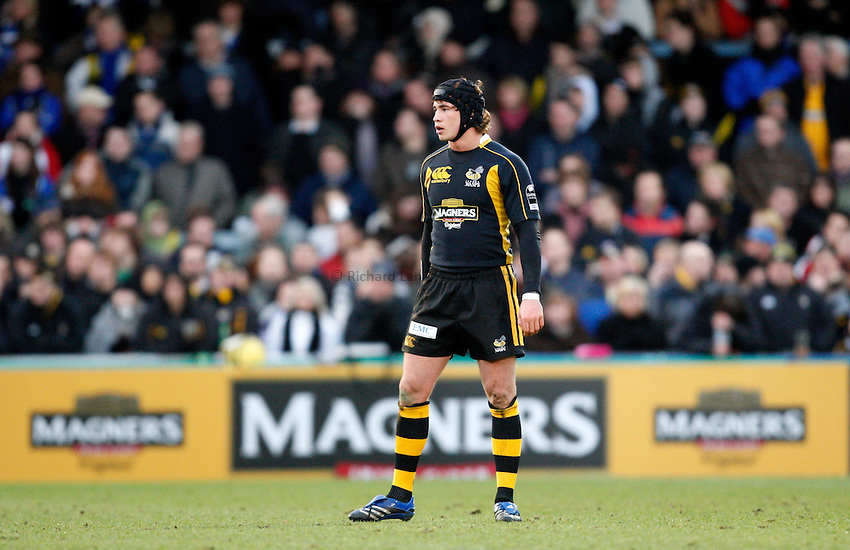 Photo: Richard Lane/Richard Lane Photography..London Wasps v Bath Rugby. Guinness Premiership. 29/12/2007. .Wasps' Danny Cipriani.