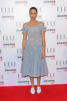 www.acepixs.com<br /> <br /> February 13 2017, London<br /> <br /> Zawe Ashton arriving at the Elle Style Awards 2017 on February 13, 2017 in London, England<br /> <br /> By Line: Famous/ACE Pictures<br /> <br /> <br /> ACE Pictures Inc<br /> Tel: 6467670430<br /> Email: info@acepixs.com<br /> www.acepixs.com