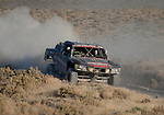 August 19, 2011: Jerry Zaiden, from Huntington Beach, California, racing in the Best in the Desert - Las Vegas to Reno Off Road Race on Friday afternoon.  Zaiden finished 6th overall
