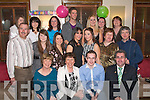Jason Nugent(seated 2nd from Rt)celebrated his 21st in Gallys Bar/restaurant Castlemaine road Tralee last Saturday night with his parents,family and friends.Jason Nugent(seated 2nd from Rt)celebrated his 21st in Gallys Bar/restaurant Castlemaine road Tralee last Saturday night with his parents,family and friends.   Copyright Kerry's Eye 2008