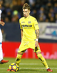 Villarreal CF's Samu Castillejo during La Liga match. December 3,2016. (ALTERPHOTOS/Acero)