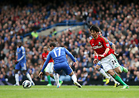 Pictured: Ki Sung Yueng takes on Hazard<br />