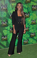Alexandra Burke at the OVO by Cirque du Soleil press night, Royal Albert Hall, Kensington Gore, London, England, UK, on Wednesday 10 January 2018.<br /> CAP/CAN<br /> &copy;CAN/Capital Pictures