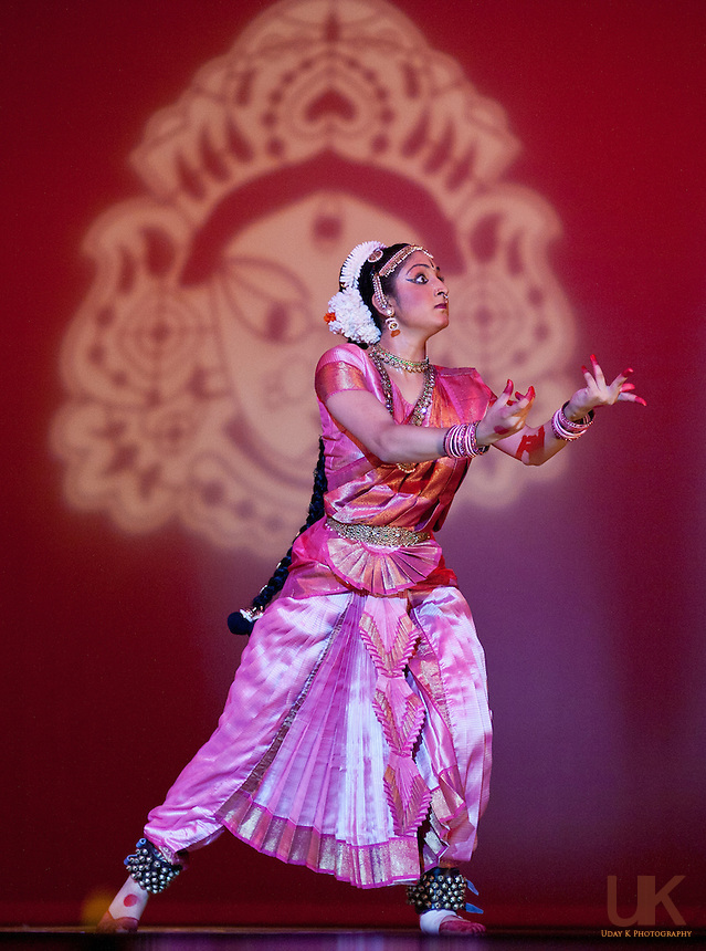 Tanvi Mongia performing her Bharatanatyam Arangetram at the Granville Arts Center in Garland, TX on Aug. 21st, 2011