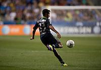 Steven Beitashour.  The MLS All-Stars defeated Chelsea, 3-2.