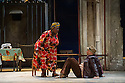 Cape Town Opera returns to the London Coliseum with their acclaimed production of Porgy and Bess. Picture shows:  Miranda Tini (Maria) and Victor Ryan Robertson (Sporting Life).