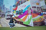 Masahiro Kawamura of Japan putts during the 58th UBS Hong Kong Golf Open as part of the European Tour on 09 December 2016, at the Hong Kong Golf Club, Fanling, Hong Kong, China. Photo by Vivek Prakash / Power Sport Images