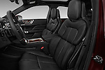 Front seat view of 2017 Lincoln Continental Reserve 4 Door Sedan Front Seat  car photos