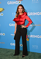 Alicia Machado at the world premiere for &quot;Gringo&quot; at the L.A. Live Regal Cinemas, Los Angeles, USA 06 March 2018<br /> Picture: Paul Smith/Featureflash/SilverHub 0208 004 5359 sales@silverhubmedia.com