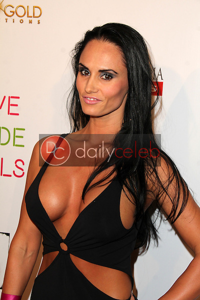 """Kristen DeLuca<br /> at the """"Live Nude Girls"""" Los Angeles Premiere, Avalon, Hollywood, CA 08-12-14<br /> David Edwards/DailyCeleb.com 818-249-4998"""