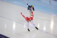 SPEEDSKATING: SOCHI: Adler Arena, 22-03-2013, Essent ISU World Championship Single Distances, Day 2, 1000m Men, Dmitry Lobkov (RUS), © Martin de Jong