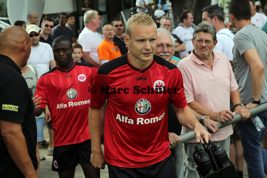 Sebastian Rode - Eintracht Frankfurt vs. VfR Aalen