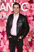 "LOS ANGELES - FEB 11:  Jake T Austin at the ""Isn't It Romantic"" World Premiere at the Theatre at Ace Hotel on February 11, 2019 in Los Angeles, CA"